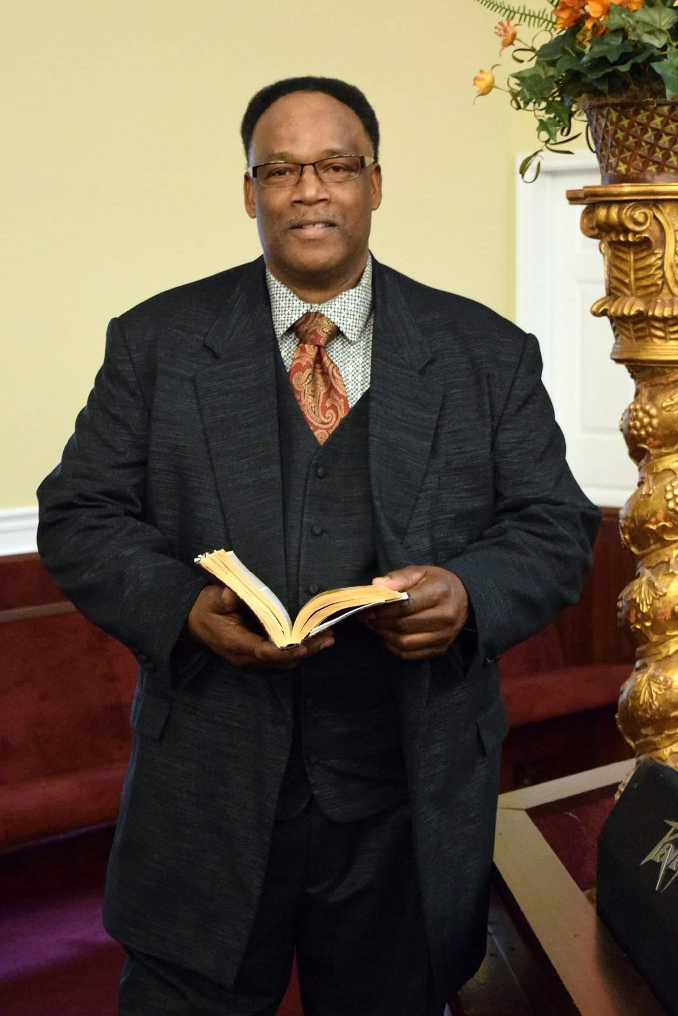 Our Apostle: Pastor Gaston River